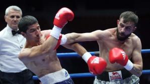 Атрактивен български дуел даде начало на боксовата вечер в София