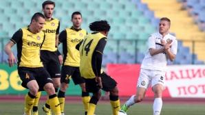 Меледже и Косоко пропуснаха тренировката на Ботев (Пловдив)