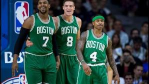 Бостън и Вашингтон продължават във втория кръг на плейофите в НБА