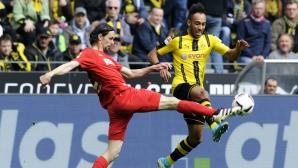 Дортмунд пак ще играе в Шампионската лига