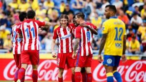 """Атлетико показа перфектна игра точно преди гостуването на """"Бернабеу"""""""