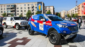 Второ място за българите след тежко изпитание в Баха 500 в Румъния