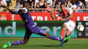 Монако продължава да крачи към титлата (видео)