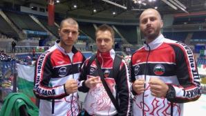 Чудесното представяне на Европейското по таекуонд-до ITF за България продължава