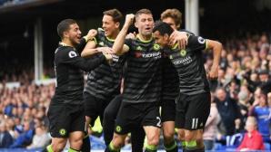 Евертън - Челси 0:1 (гледайте на живо)