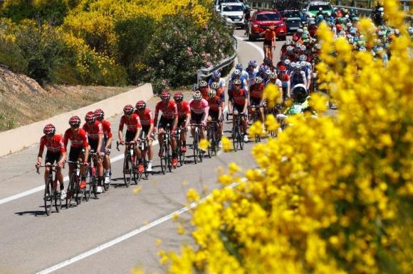 Фернандо Гавирия спечелия третия етап на Обиколка на Италия
