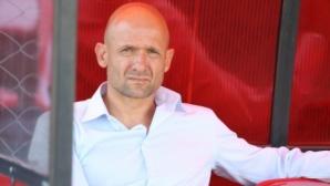 Милен Радуканов: Берое е един от стойностните отбори в първенството