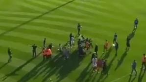 Бастия отнесе служебна загуба за изцепките на феновете срещу Лион