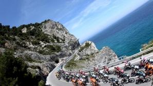 100-ото издание на Джиро д'Италия стартира днес в ефира на Евроспорт 1