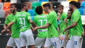 Аталанта доближи още повече Лига Европа