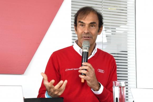 Емануеле Пиро пред Sportal за страстта към Audi, за Ф1 и бъдещето на автомобилите