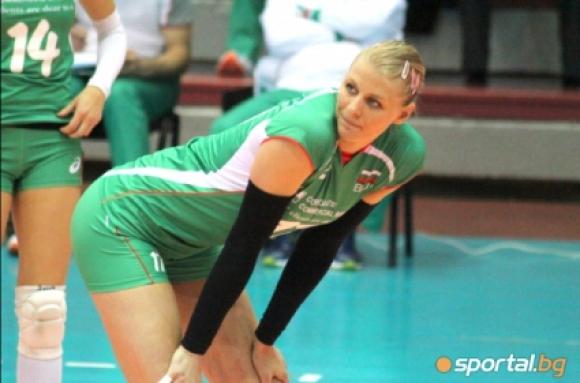 Страшимира Филипова свали 30 кг, за да се върне в националния отбор (видео)