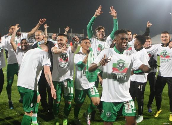 Ройтерс: Какво е общото между българското първенство и германското?