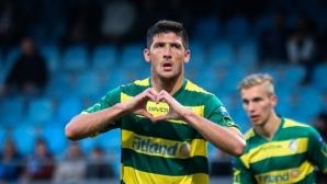 Камен Хаджиев напуска холандския Фортуна (Ситард) след края на сезона