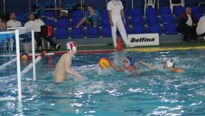 Бургас ще бъде домакин на международен турнир по водна топка