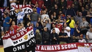 Колко билета ще получи Манчестър Юнайтед за финала в Стокхолм?