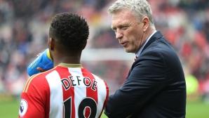 Мойс се надява Дефоу да остане