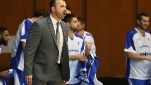 Людмил Хаджисотиров: Нека ни победят с баскетбол