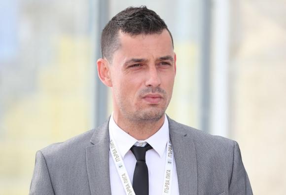 Томаш: Титулярите са категорични, че няма да играят срещу Пирин