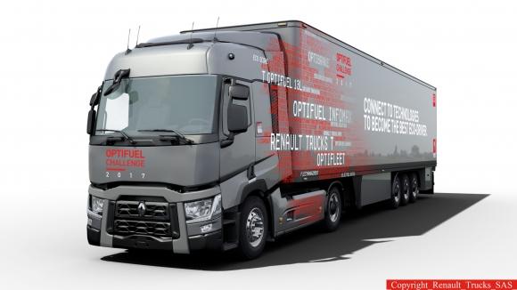Как да спечелите нов икономичен камион Renault T 480 Optifuel? Имате последен шанс