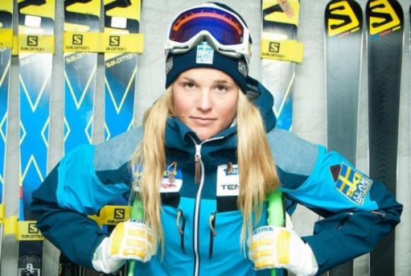 Шведска скиорка излезе от петмесечна кома