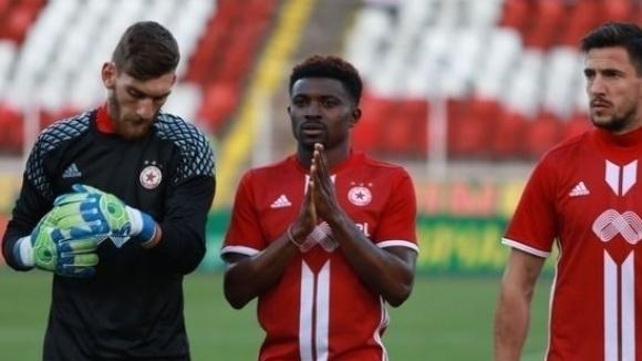 Халф на ЦСКА-София става национал на Камерун