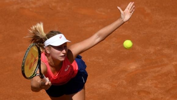 Приказката за Гаврилова в Рим приключи преди 1/2-финала