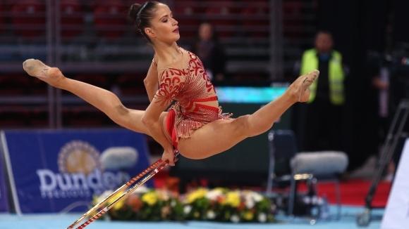 Невяна Владинова и Катрин Тасева на финал на Европейското