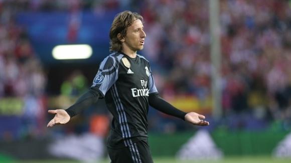 Милан готви оферта за Модрич