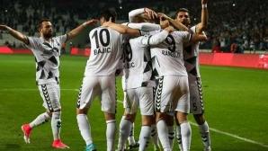 Отборът на Рангелов на финал за Купата на Турция (видео)