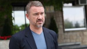 Стивън Хендри пристигна в България (видео)