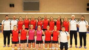 България спечели първата контрола срещу Сърбия (ГАЛЕРИЯ)