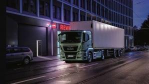Уникален тестдрайв за професионалисти и любители, част от Truck Expo 2017