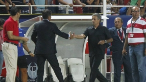 Мичел има победа срещу Реал Мадрид в последния си мач
