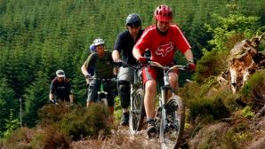 Състезание по планинско колоездене за аматьори над Добринище в събота