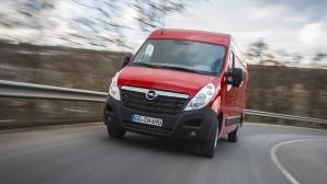 Opel и Masternaut предлагат предварителна заводска инсталация на телематични решения