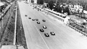 """""""От питлейна"""": Когато Ф1 и Инди 500 се срещнаха за първи път"""