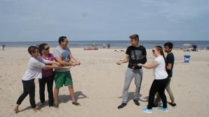 Младите посланици на спортното развитие се срещнаха в Полша