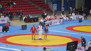 България с два медала на старта на европейското по самбо