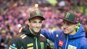Роси и Винялес признаха победния потенциал на Зарко в MotoGP