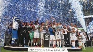 Шампионска титла за Илия Груев в Германия