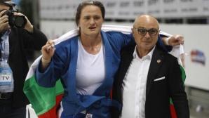Фурор за нашенка на европейското по спортно самбо