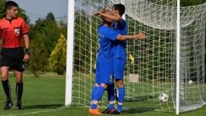 Серафим Михайлов скри топката на Борислав