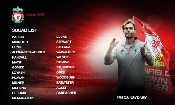Клоп обяви списък от 25 футболисти за Сидни, ще гледаме четири легенди
