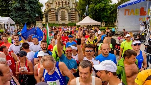 Чрез даренията от Маратон на приятелството в Плевен ще се изгради спортна площадка