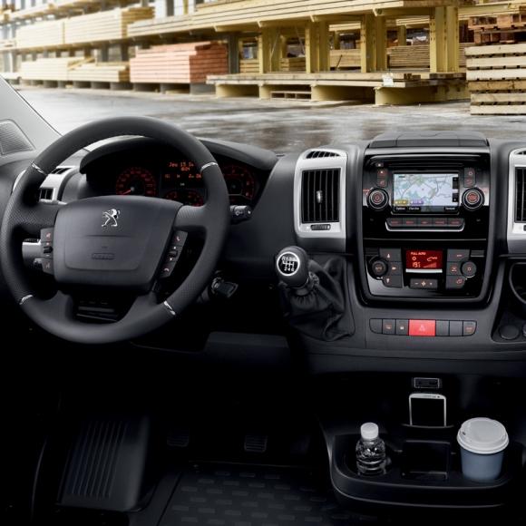 Ново ниво на безопасност при товарните автомобили показват на TRUCK EXPO 2017