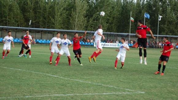 Кариана без проблеми срещу Севлиево