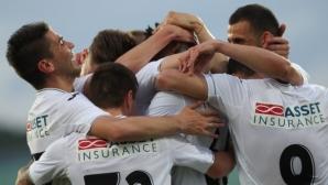 Славия - Локомотив (ГО) 0:0