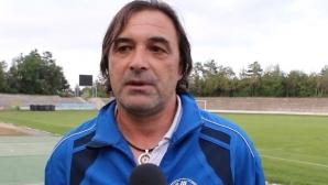Черноморец (Балчик) подари за юбилея на Геша сезон без загуба и билет за Втора лига