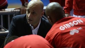 Тони Дечев: Добрата защита след почивката ни спечели мача